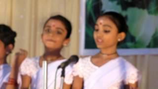mandarakavile - folk song - group performance