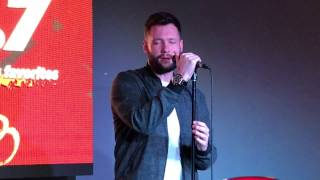 Download Lagu You Are the Reason - Calum Scott - Salt Lake City, UT 2/15/17 Mp3