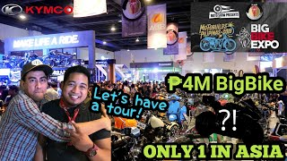BIG BIKE EXPO 2019 HERE I COME!!! / MAKINA MOTO SHOW / MOTOBUILDS PILIPINAS 2019