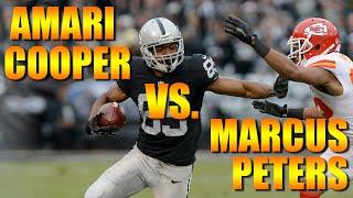 The Film Room Ep 17: Amari Cooper Destroys Marcus Peters