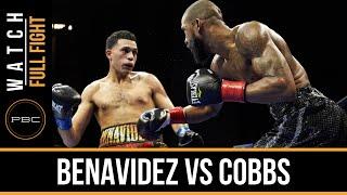Benavidez vs Cobbs FULL FIGHT: Jan. 19, 2016 - PBC on FS1