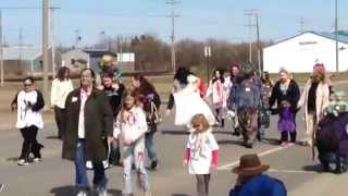 Zombies In Brainerd Minnesota