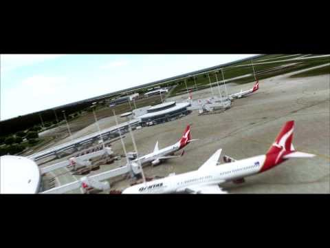 FSX Movie | ORBX Brisbane Airport | YBBN