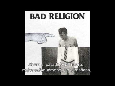 Bad Religion - Past Is Dead [Subtitulado en español]