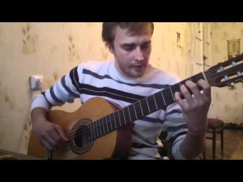 ZAZ Je veux(guitar cover by Alexey Nosov)