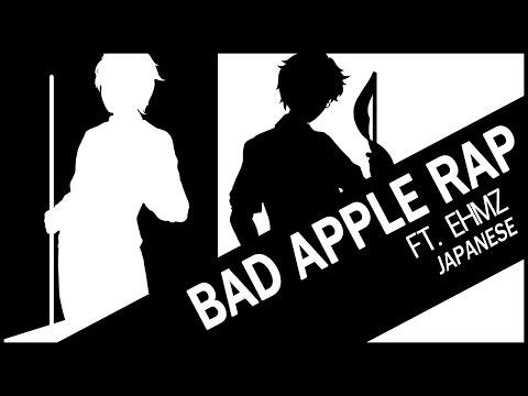 【Sojiro ・ ehmz】Bad Apple Rap  [アリレム ver.]