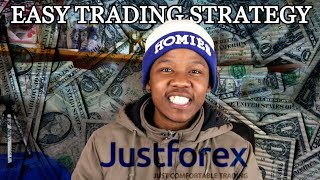 Easy Forex Strategy | JustForex Review