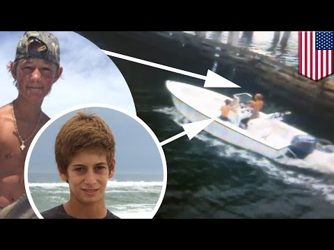 Missing Florida boys: Vanished teens may have met foul play at sea - TomoNews