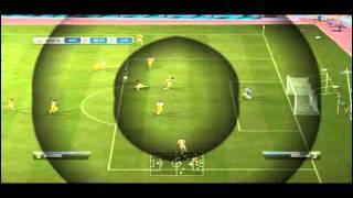 FIFA 12 - World XI vs Classic XI Legendary Mode [Arabic Commentary]