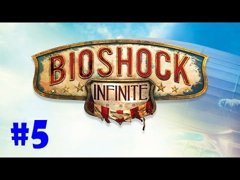 BioShock Infinite: Part 5 - Eiffel Tower... |