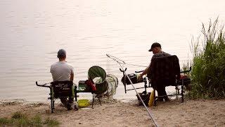 Рыбалка на Фидер в Августе 2019. Обед на природе. Катушка Piscifan.