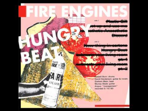 The Fire Engines - everything's roses
