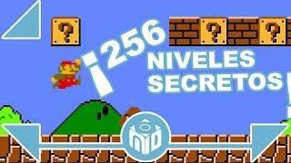 Los Niveles SECRETOS del primer Super Mario Bros que MUY POCOS han podido jugar | N Deluxe