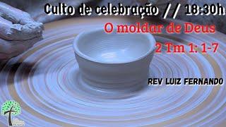Culto de celebração 18:30h // 08 de novembro de 2020 // Igreja Presbiteriana Floresta - GV