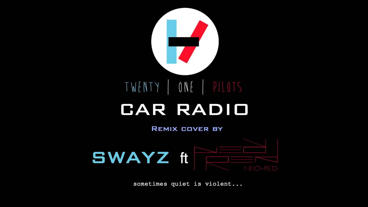 Car Radio Cover Twenty One Pilots