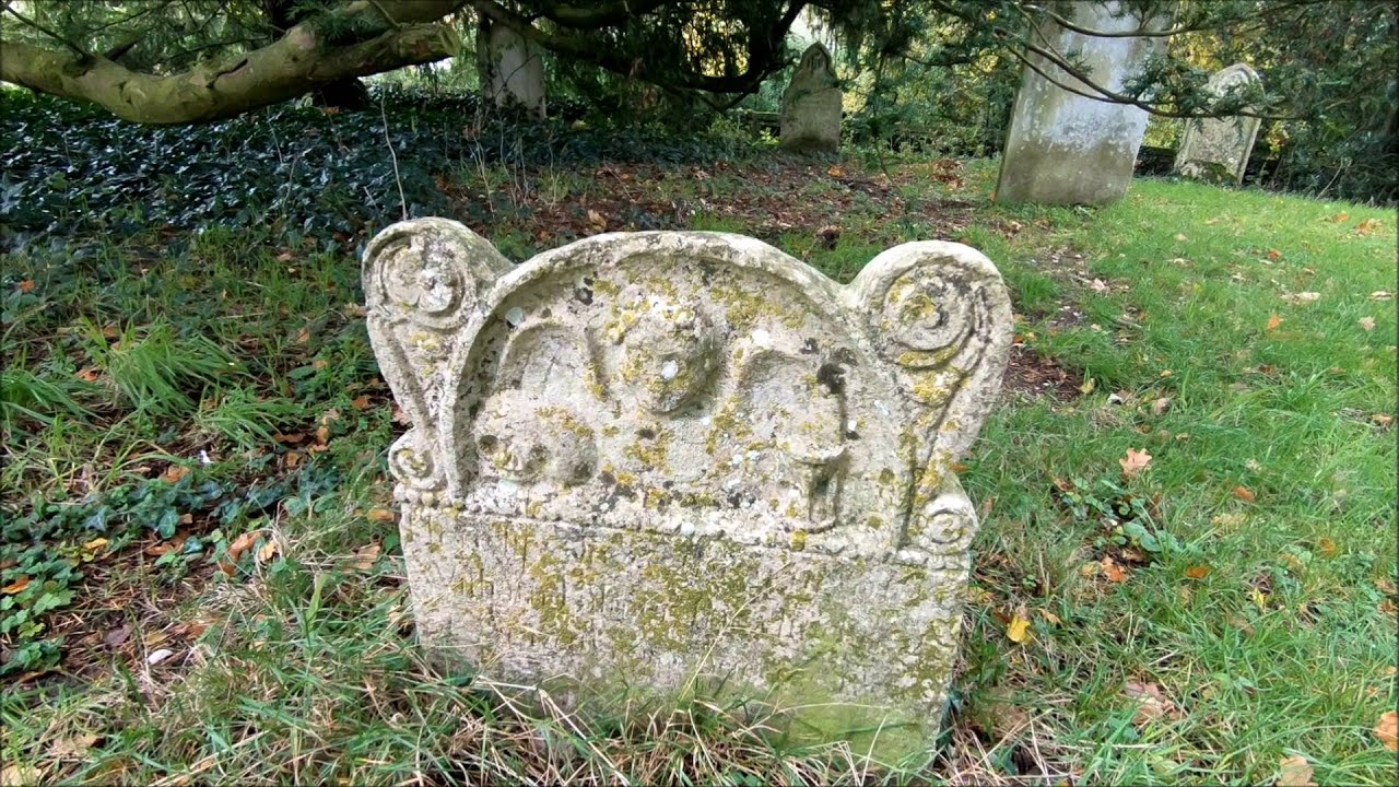 Download The final resting place of Florence Nightingale, East Wellow, Hampshire, UK.