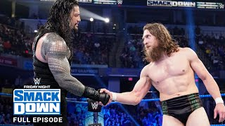WWE SmackDown Full Episode, 18 October 2019