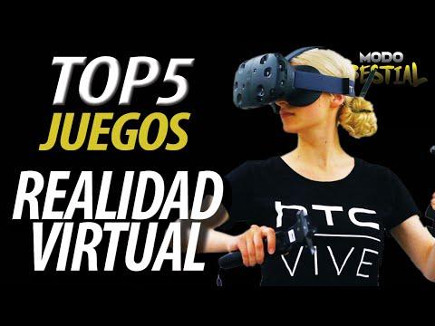 TOP 5 | Juegos que DEBERIAN ser en Realidad Virtual (VR)