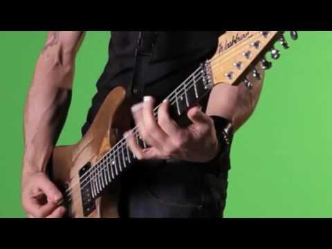 Nuno Bettencourt on his original Washburn N4: guitar playing and conversation