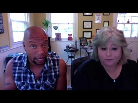 Twin Flames Lee and Sherry go facebook live 9:10:17