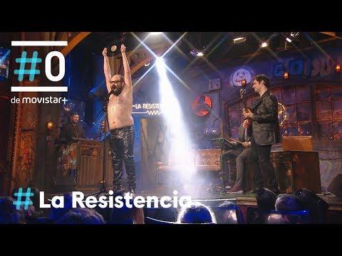 LA RESISTENCIA - MIEDO A LA MÚSICA | #LaResistencia 14.03.2018