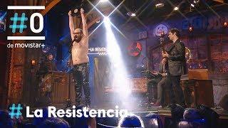 LA RESISTENCIA - MIEDO A LA MÚSICA   #LaResistencia 14.03.2018