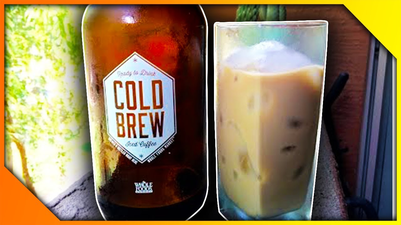 Starbucks Cold Brew Sucks How I Make Cold Brew Coffee