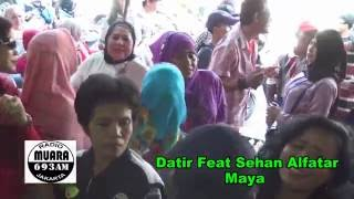 Temu Kangen FCRm   Datir Feat Sehan Alfatar  - Maya