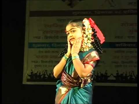 tula shikvin changalach dhada perform by bakul dhawane