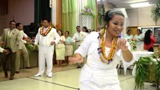 The Brides Tau'olunga: 'Ana Niutupuivaha Kakau