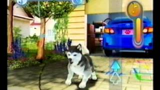Petz Sports - Wii - Jump Rope - Husky Tonk