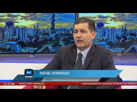 Entrevista Rafael Rodríguez de ARENA