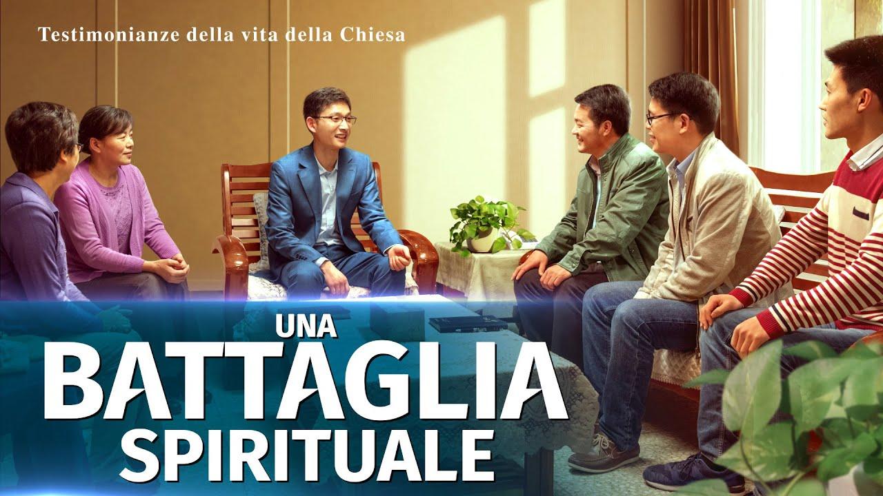 Testimonianza dell'esperienza cristiana - Una battaglia spirituale
