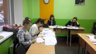 Фрагмент урока английского языка.Уровень STARTER. Часть 2