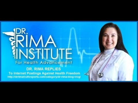 New Help For Targeted Individuals   Dr  Rima Laibow M D