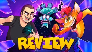 Crash Bandicoot 4: It's About Time Review - Square Eyed Jak
