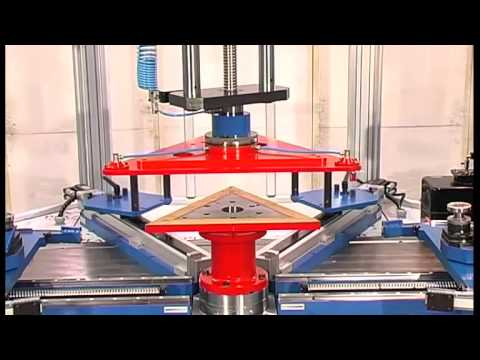 Cnc Sheet Metal Forming Machine Youtube