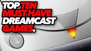 Top Ten Must Hąve Dreamcast Games