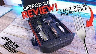 Vaultek LifePod 2 Review: How does it compare to the original Lifepod?