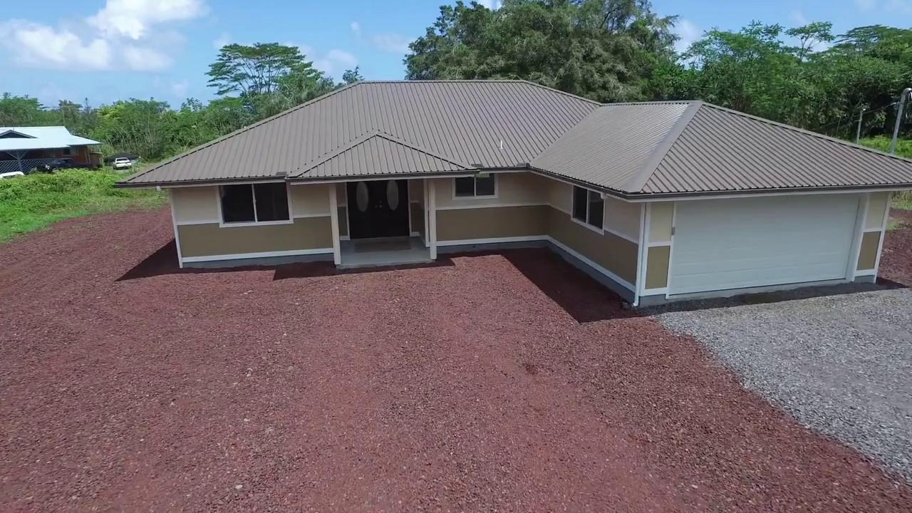 Hawaiian Paradise Park Home For Sale, Hawaii Real Estate: 15 1701 17th Ave.  Keau0027au, HI 96749