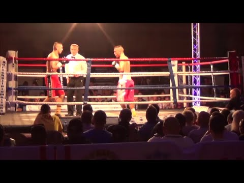 Louis Norman V Csaba Kovacs (FULL FIGHT)