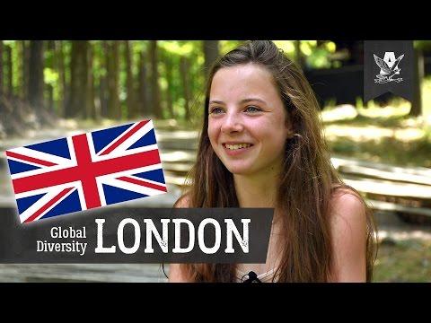 UK LONDON - International Diversity At Adirondack Camp