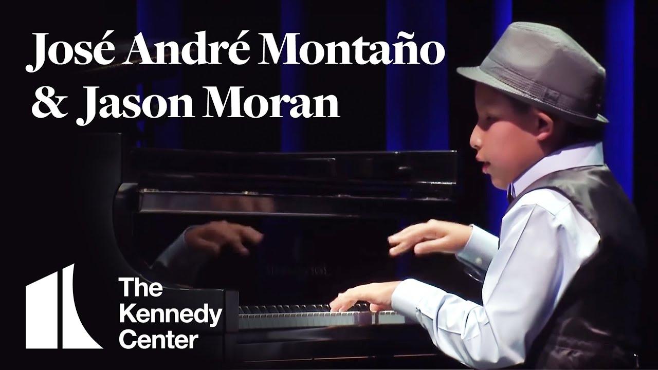 José André Montaño & Jason Moran - Piano Duet | LIVE at The Kennedy Center