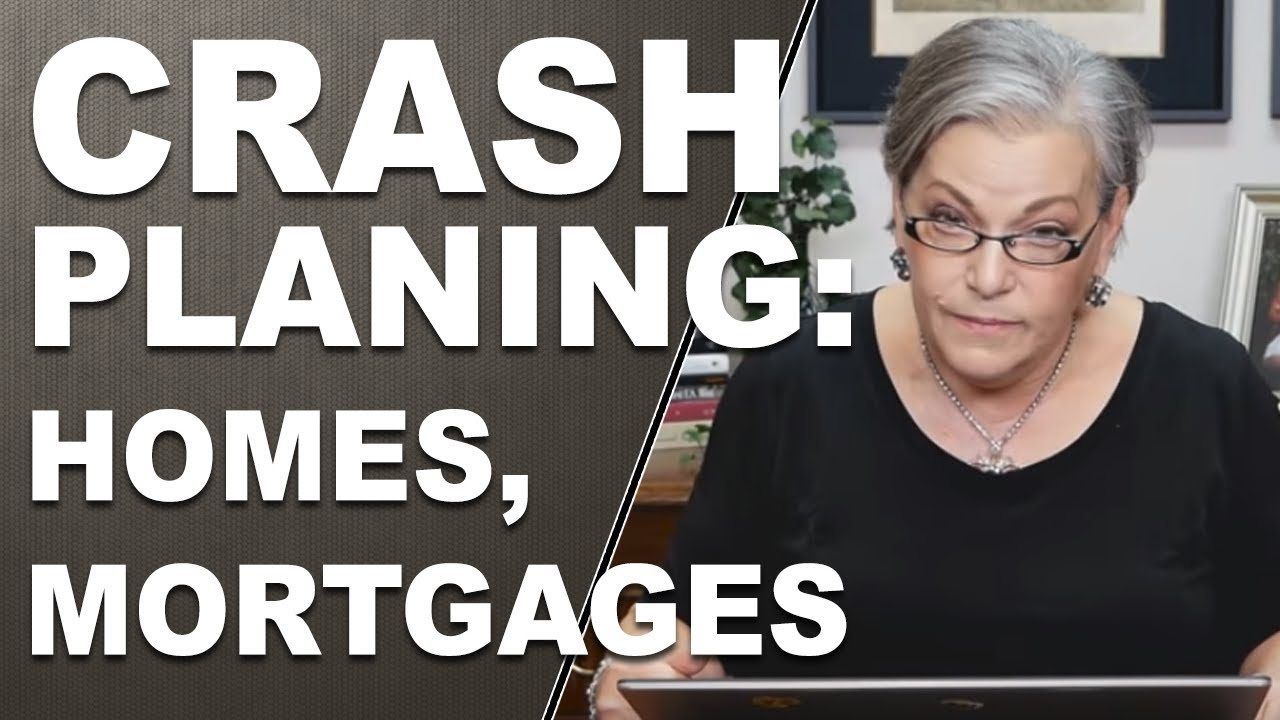 CRASH PLANNING: Homes, Mortgages & Opportunities by Lynette Zang