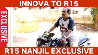 ரஜினி என்ன காந்தியா? | நாஞ்சில் சம்பத் | S.ve Sekar Is A Psychopath | Nanjil sampath exclusive |