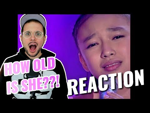 Anneth - Jealous | Labrinth | Top 7 | Indonesian Idol Junior 2018 | REACTION