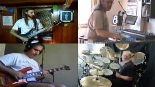 Genesis - Los Endos (virtual cover by Larry, Claudio, José Luis & C)