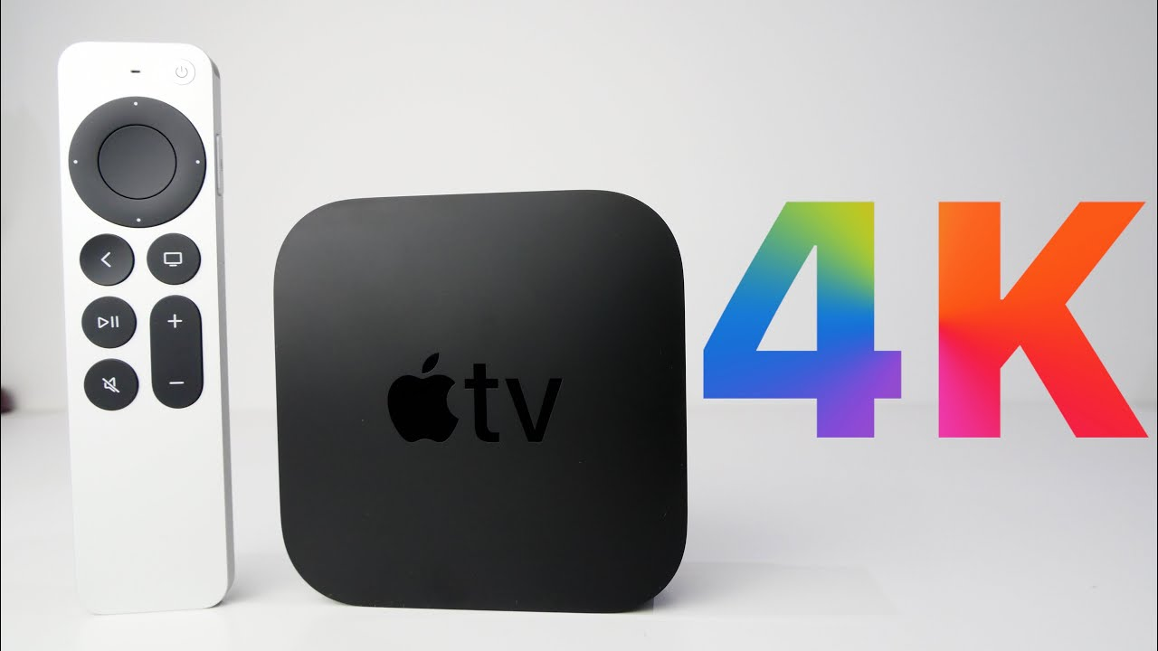 """The """"FASTEST"""" Media Player? Apple TV 4K (2nd Generation) Review"""