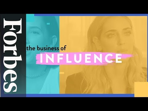 Why Are Brands Choosing To Work With Influencers? | The Business of Influence | Forbes