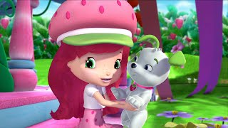 Strawberry Shortcake 🍓 Fish Out Of Water 🍓 1-Hour compilation 🍓 Berry Bitty Adventures